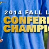 2014-Fall-Conference-Champs-Banner