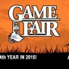 GameFair2015 logo