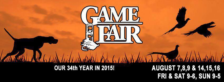 GameFair2015 logo
