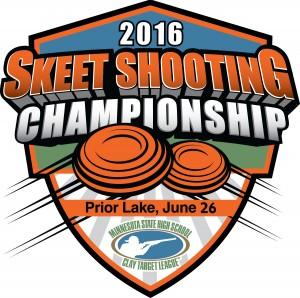 2016 Skeet Championship Logo
