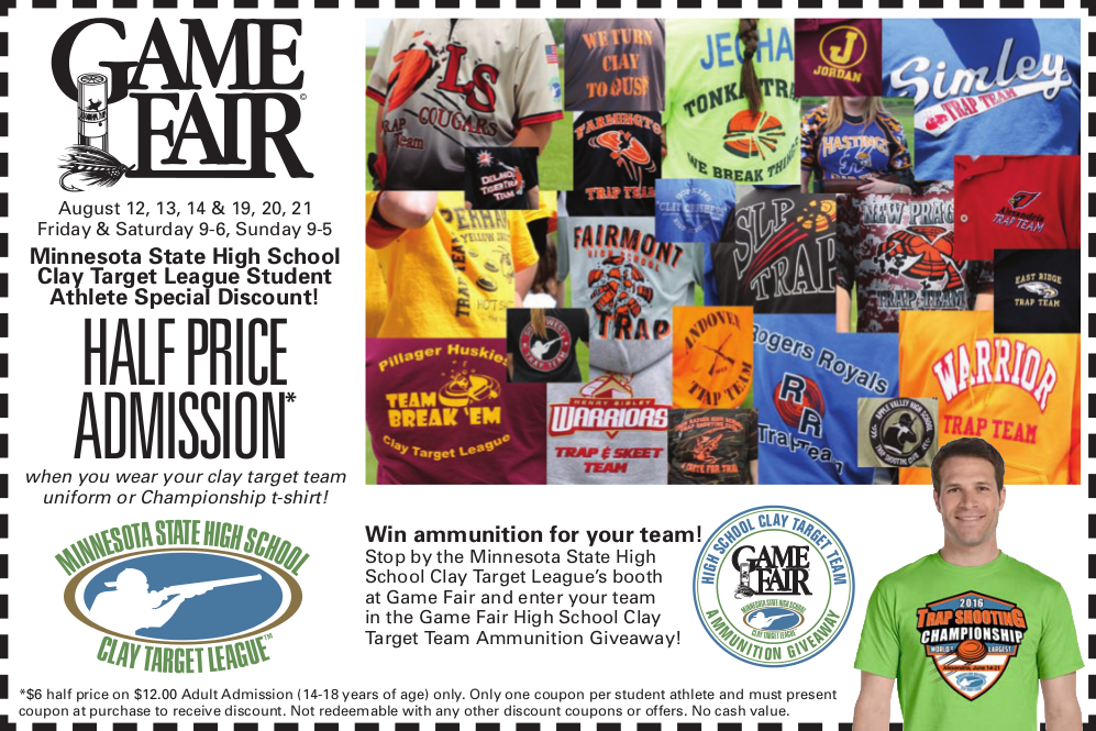 Discount coupons for mn state fair